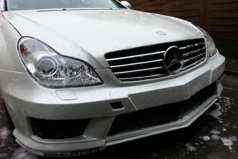 Detailingowe czyszczenie auta