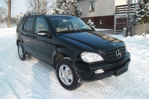 Mercedes ML W164 i jego metamorfoza