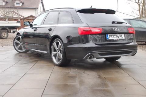 Audi A6 – Odświeżenie Lakieru